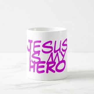 Jesus is my Hero Coffee Mug