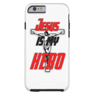 Jesus Is My Hero: iPhone 6 Case