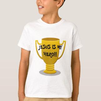 JESUS IS MY HERO!!... Religious shirt