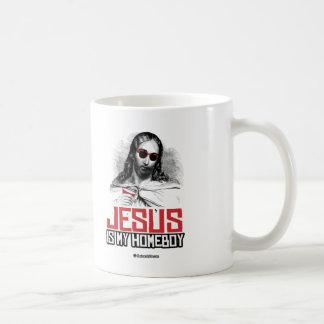 Jesus is my Homeboy Coffee Mug
