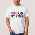 Jesus is my King by Keden Fuller T-Shirt
