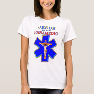 JESUS IS MY PARAMEDIC T-Shirt