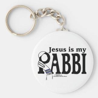 Jesus is my RABBI Keychains