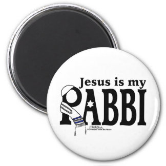 Jesus is my RABBI Magnet