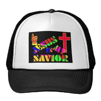 Jesus is my Savior Christian Gift Hat
