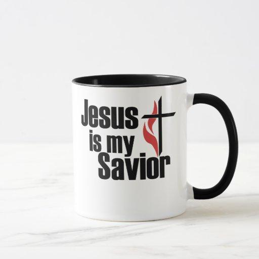 Jesus is my Savior Mug
