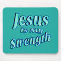 Jesus Is My Strength Mint