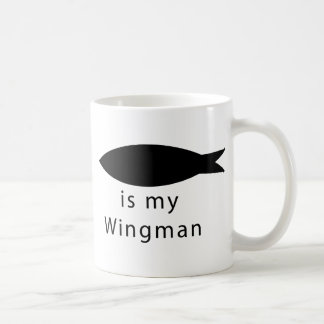 Jesus Is My Wingman Coffee Mug