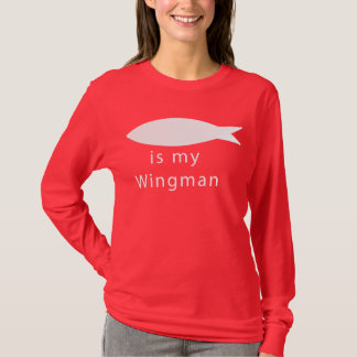 Jesus Is My Wingman T-Shirt
