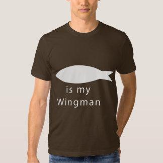 Jesus Is My Wingman T Shirt