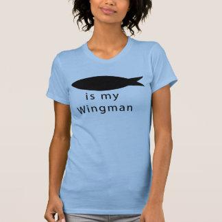 Jesus Is My Wingman Tee Shirt