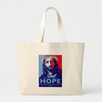 Jesus is Our greatest Hope Bags