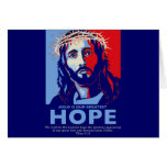 Jesus is Our greatest Hope Cards