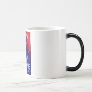 Jesus is Our greatest Hope Magic Mug