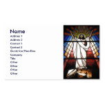 Jesus is Our Savior Business Card Template