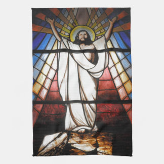 Jesus is Our Savior Hand Towel