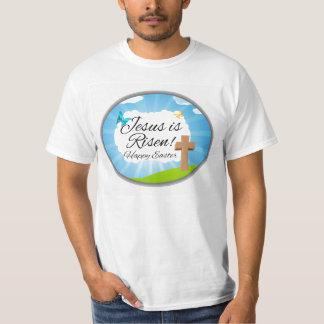 Jesus is Risen, Christian Easter T-Shirt