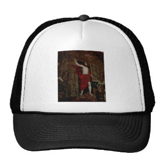 Jesus Is Risen Trucker Hat