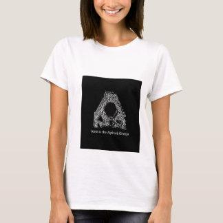 Jesus is the Alpha & Omega T-Shirt