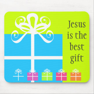 Jesus is the Best Gift Mousepad