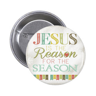 Jesus is the reason button