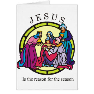 Jesus is the Reason for the Season Cards