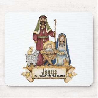 Jesus Is The Reason - Mousepad