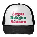 Jesus is the Reason Trucker Hat