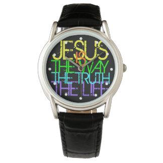 Jesus is the Way, Christian Men's Watch