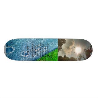 Jesus is the way - Skateboard