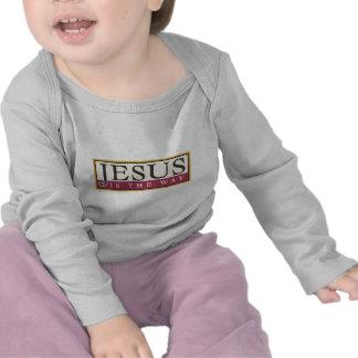 Jesus Is The Way Tees