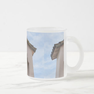 Jesus Is There Frosted Glass Coffee Mug