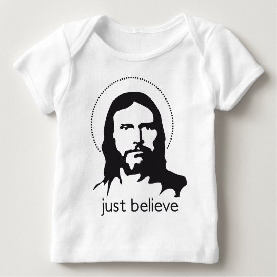 jesus just believe baby T-Shirt