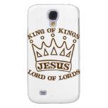 JESUS king of kings brown Galaxy S4 Covers