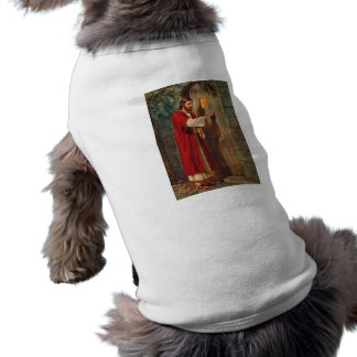Jesus Knocks On The Door Dog Clothes