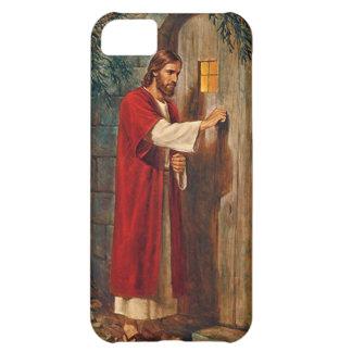 Jesus Knocks On The Door iPhone 5C Cover