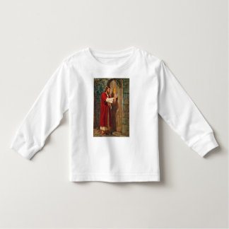 Jesus Knocks On The Door Toddler T-shirt