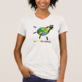 JESUS LA LUZ DEL MUNDO T-Shirt