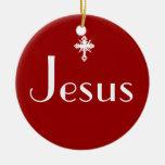 Jesús la razón ornamento de reyes magos
