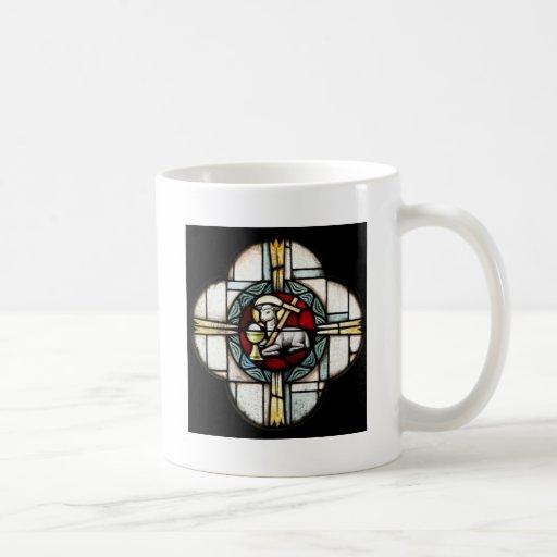 Jesus Lamb of God Classic White Coffee Mug