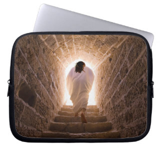 Jesus Laptop Sleeve