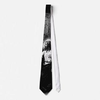 Jesus Laying it DOWN Neck Tie