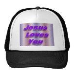 Jesús le ama gorra