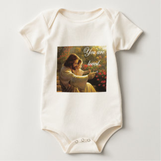 Jesús le aman body de bebé