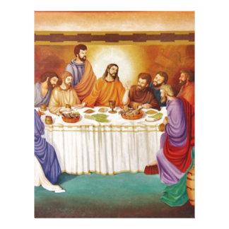 jesus letterhead
