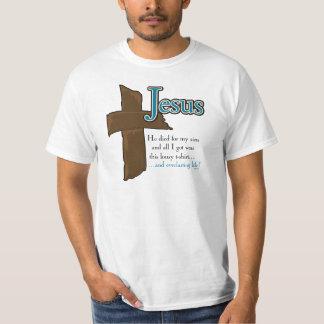 Jesus Life Everlasting Shirt