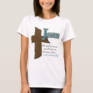 Jesus Life Everlasting T-Shirt