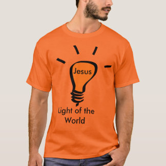 Jesus - Light OF the World T-Shirt