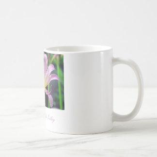 Jesus Lily of the Valley Mug