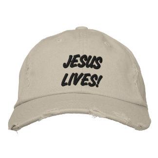 JESUS LIVES! CAP
